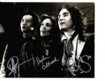 Paul McGann, Daphne Ashbrook & Yee Jee Tso signed 10 by 8  1882